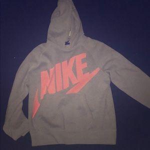 Nike sweater.